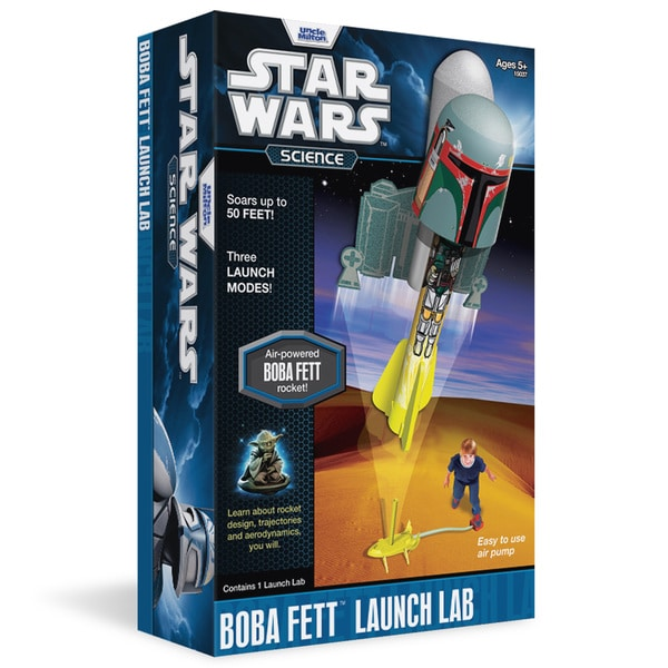 Boba Fett Launch Lab