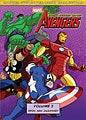 Avengers: Earth's Mightiest Heroes! Vol. 3 (DVD)