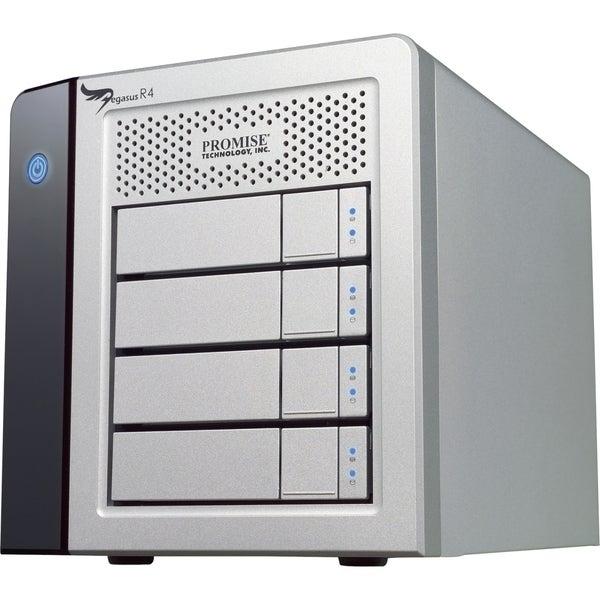 PROMISE Pegasus R4 8TB RAID System
