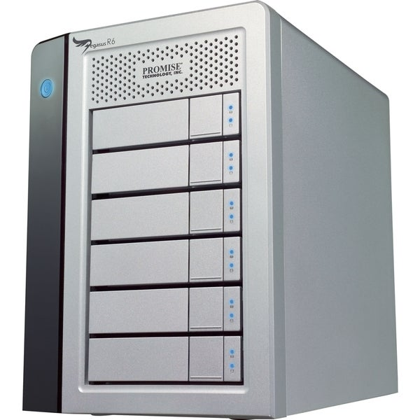 PROMISE Pegasus R6 12TB RAID System