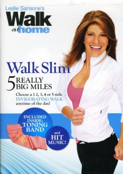 Leslie Sansone: 5 Really Big Miles (DVD)