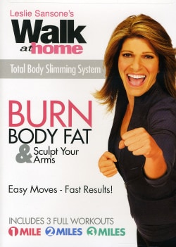 Leslie Sansone: Burn Body Fat (DVD)
