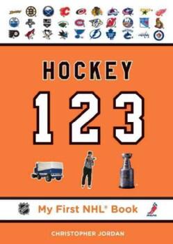 Hockey 123 (Board book)