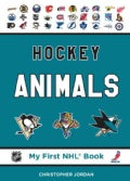 Hockey Animals (Board book)