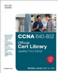 CCNA 640-802 Official Cert Library (Hardcover)