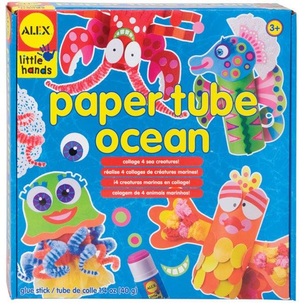 Paper Tube Ocean Kit