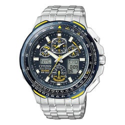 Citizen Men's 'SkyHawk AT' Blue Angels Chronograph Watch