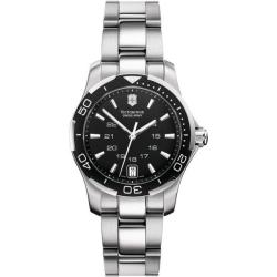 Victorinox Swiss Army Women's 'Alliance Sport' Black Dial Bracelet Watch