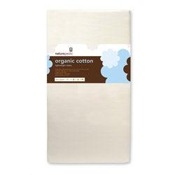 Naturepedic Lightweight Organic Cotton Classic Crib Mattress