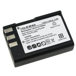 Li-Ion Battery for Nikon EN-EL9/ D40/ D40X/ D60 (Pack of 2)