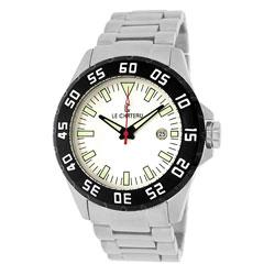 Le Chateau Dynamo Men's All-steel Automatic Bracelet Watch