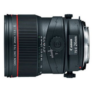 Canon Canon TS-E 24mm f/3.5L II Tilt-Shift Lens