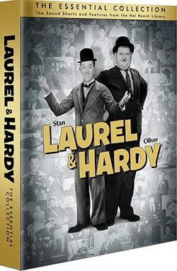 Laurel & Hardy: The Essential Collection (DVD)