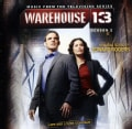 Edward Rogers - Warehouse 13 Season 2 (OSC)