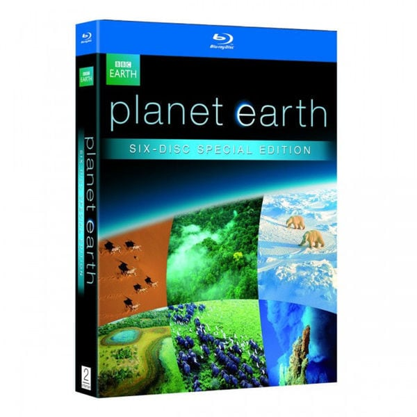 Planet Earth: Special Edition (Blu-ray Disc) 8225155