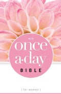 NIV Once A Day Bible for Women: New International Version, Once-a-Day Bible for Women (Paperback)