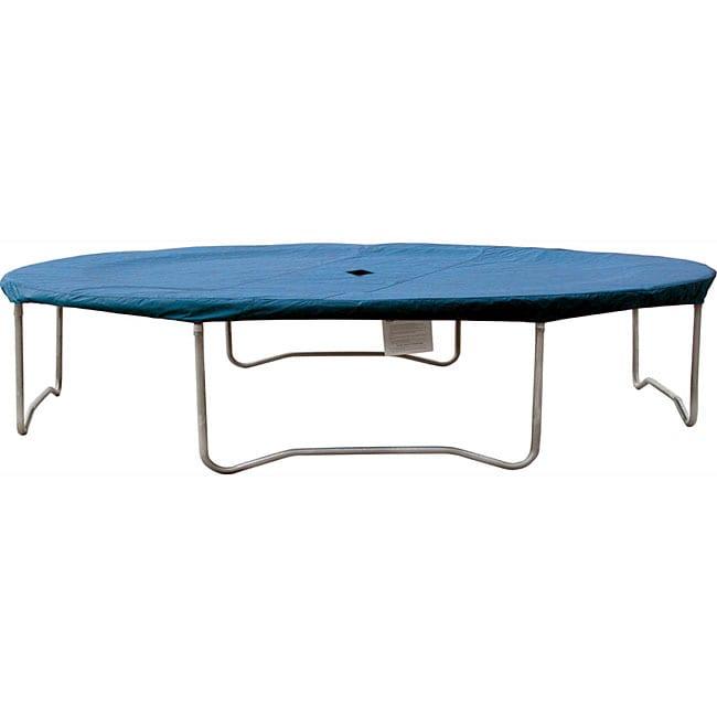 Pure Fun Blue 13-foot Heavy-duty Polyethylene Trampoline Cover