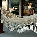Cotton 'Manaus Majesty' Hammock (Brazil)