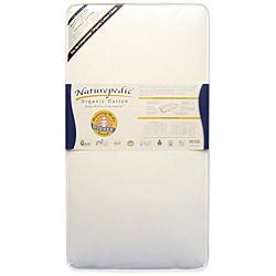 Naturepedic No-Compromise Organic Cotton Classic 252 Crib Mattress