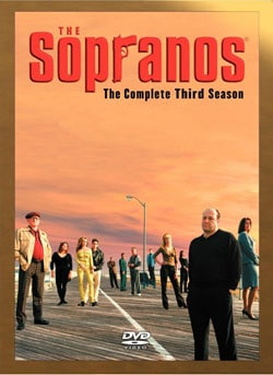 The Sopranos: The Complete Third Season (DVD)