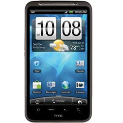 HTC Inspire 4G Unlocked GSM Black Cell Phone