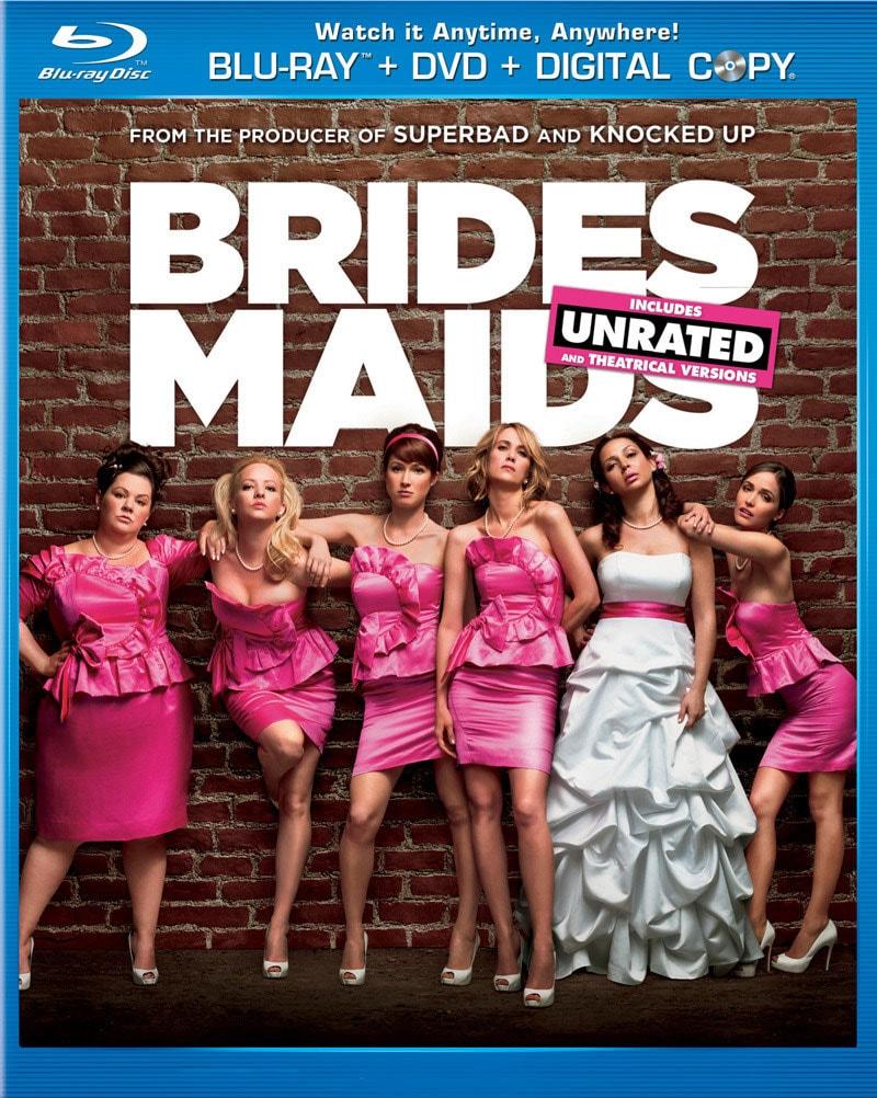 Bridesmaids (Blu-ray/DVD)