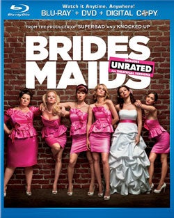 Bridesmaids (Blu-ray/DVD)
