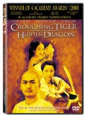 Crouching Tiger Hidden Dragon (DVD)