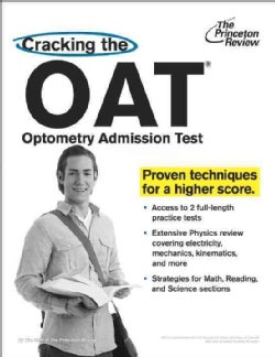 Cracking the OAT (Paperback)