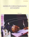 Statistics for Evidence-Based Practice and Evaluation (Paperback)