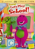 Barney: Let's Play School (DVD)