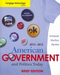 American Government and Politics Today, 2012-2013 (Paperback)