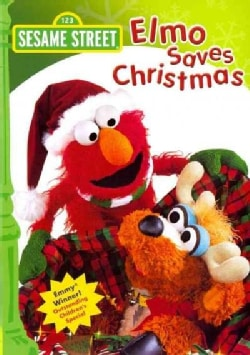Elmo Saves Christmas (DVD)