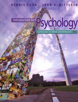 Introduction to Psychology: Gateways to Mind and Behavior (Hardcover)