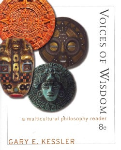Voices of Wisdom: A Multicultural Philosophy Reader (Paperback)