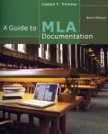 A Guide to MLA Documentation: With an Appendix on Apa Style (Paperback)