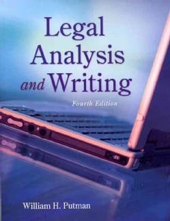 Legal Analysis and Writing (Paperback)