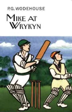 Mike at Wrykyn (Hardcover)
