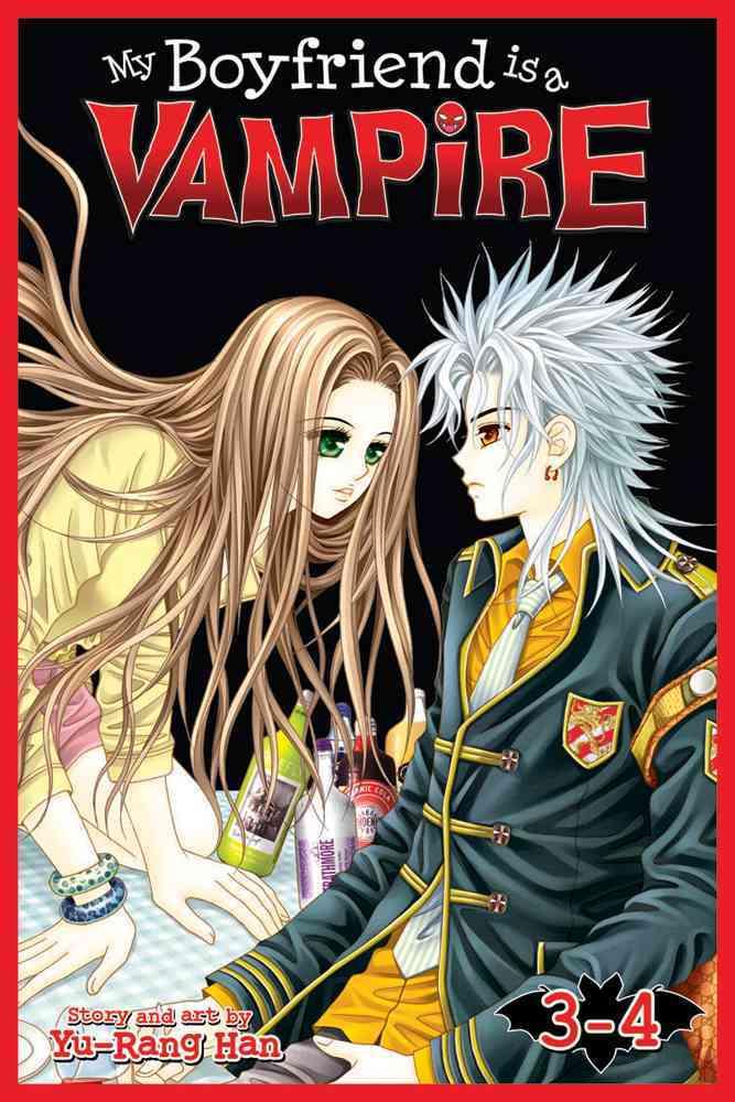 My Boyfriend Is a Vampire 3-4 (Paperback)