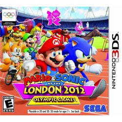 Nintendo 3DS - Mario & Sonic at the London 2012 Olympic Games