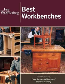 Fine Woodworking Best Workbenches (Paperback)