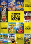 10-Movie Kids Pack Vol. 4 (DVD)