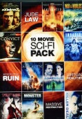 10-Movie Sci-Fi Pack (DVD)