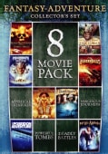 8-Film Fantasy-Adventure Collector's Set (DVD)