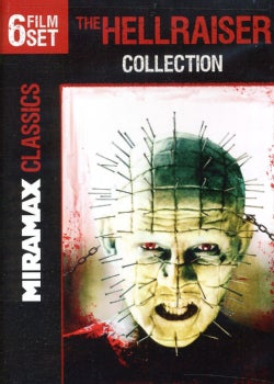 The Hellraiser Collection (DVD)