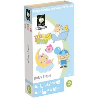 Cricut Baby Steps Shape Cartridge
