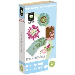 Cricut Damask Decor Shape Cartridge