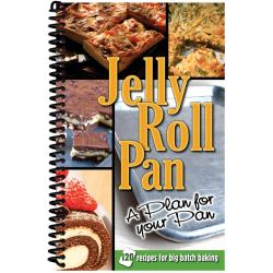 'A Plan For Your Jelly Roll Pan' Cook Book
