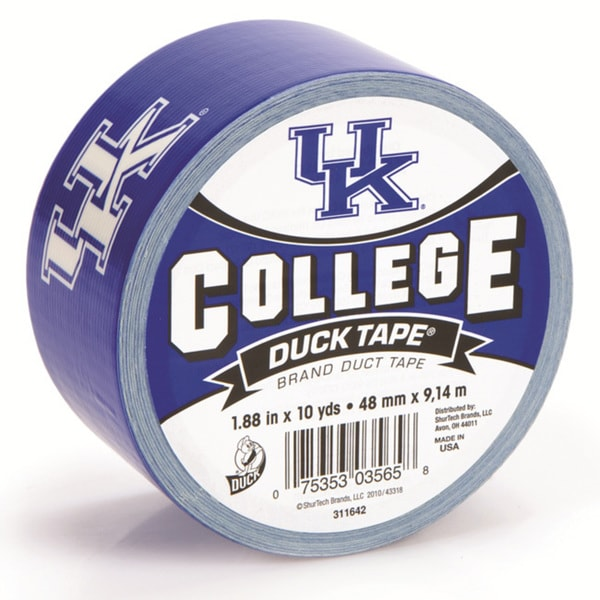 Kentucky Logo Duck Tape