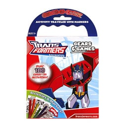 Giddy Up Transformers Color and Carry Kit